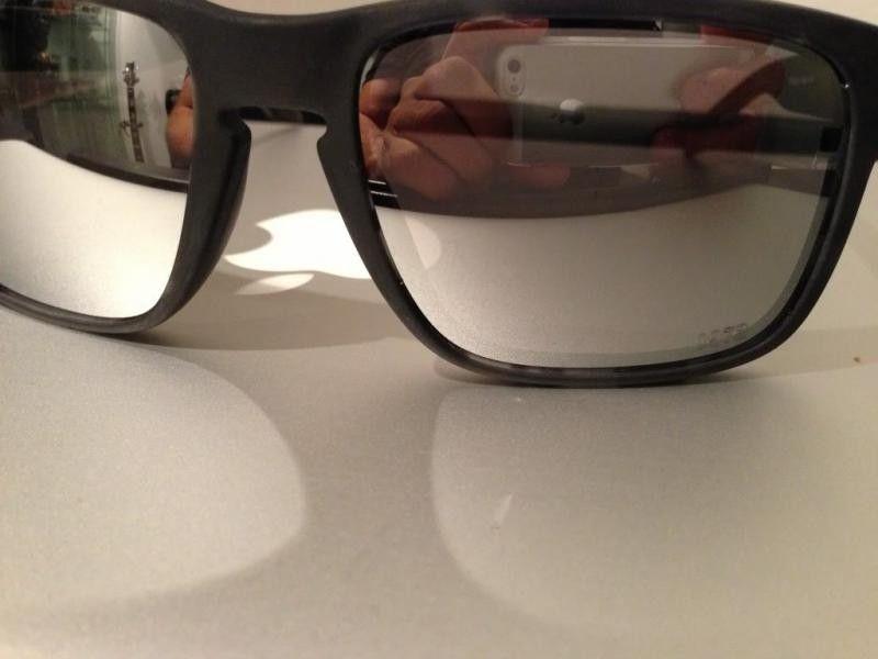 Oakley Murasaki Holbrook Matte Black Tortoise W/ Chrome Iridium - 2.jpg