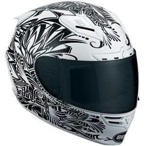 Motorcycle Helmet Oakley Cover: Seen One? Worth Anything? - 2010-Bell-Star-Cerwinske-Helmet.gif