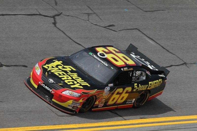 New Acquisitions - 2010-daytona-june-nns-practice-66-car-steve-wallace-on-track.jpg