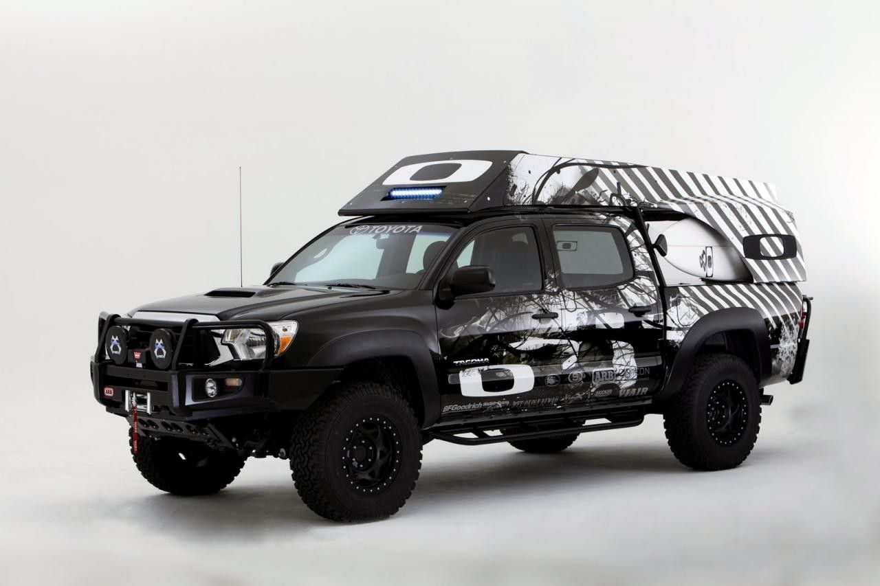 Oakley Wallpapers - Original And Fan Made - 2011-Toyota-Oakley-Surf-Tacoma-Front-Side-Picture.jpg