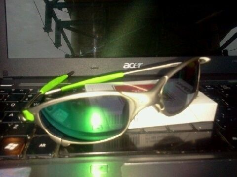 WTS Juliet Plasma Custom Jade Lens Serialized - 2012-12-04174.jpg