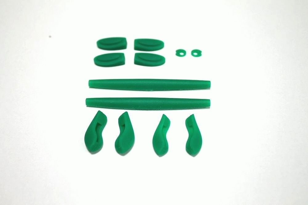 Walleva Green Ear Socks And Temple Shocks - 20120304_fcaf4e.JPG