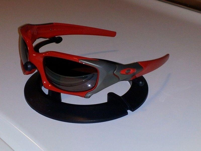 Oakley DUCATI PIT BOSS Elite Sunglasses Complete - 20120518_144330.jpg