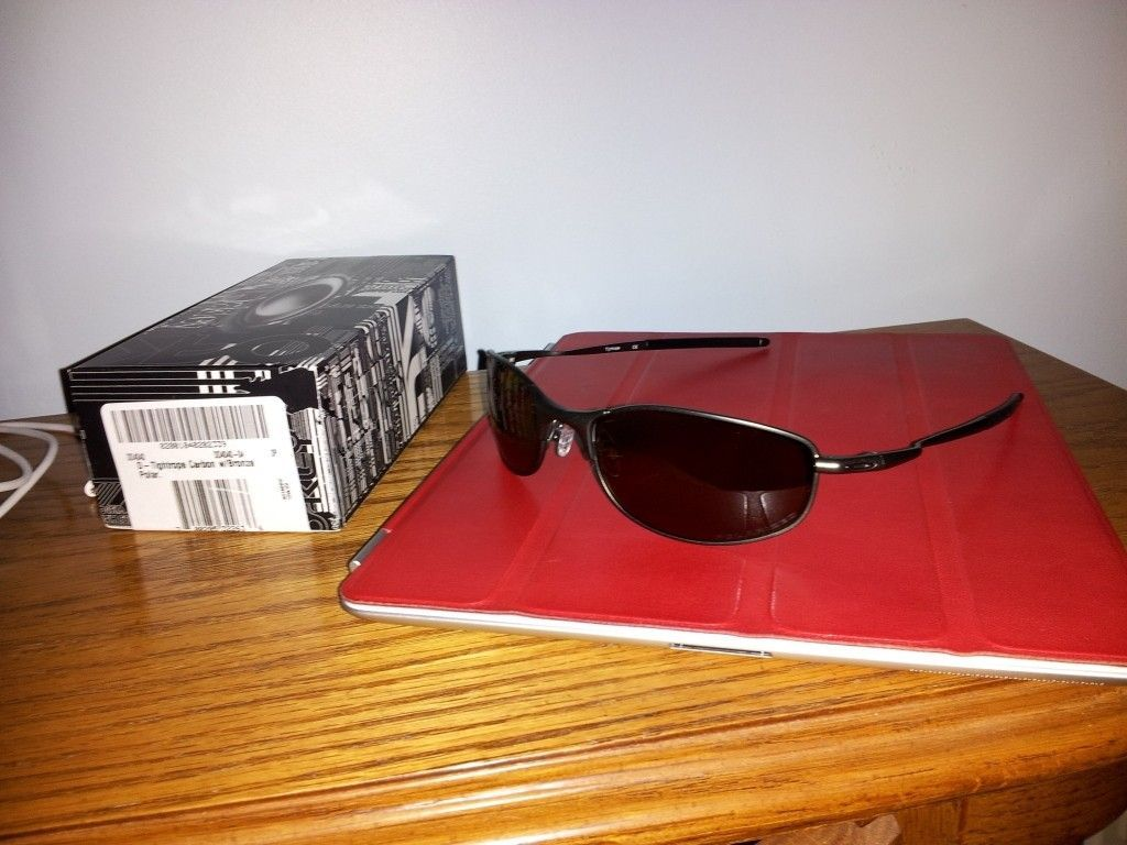Trade New Carbon Tightrope With Bronze Polarized Lens - 20120609_221301.jpg