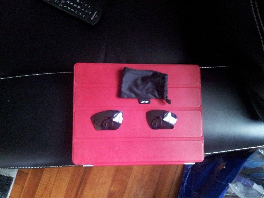 WTS: Black Iridium Xlj Half Jacket Lenses. - 20120629_122429.jpg