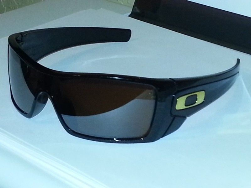 Batwolf POLARIZED Polished Black Gold Ghost Text Tungsten Iridium Polarized - 20120805_163551.jpg