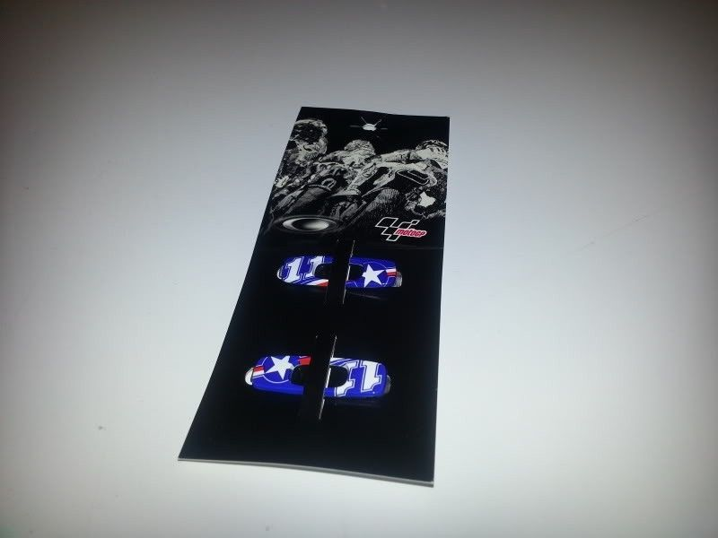 Trading Motogp Batwolf Super Rare Icons Blue With Graphics