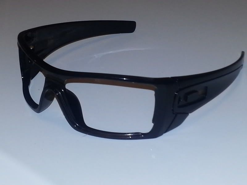 Batwolf Matte Black Or Polished Black Ink Frame Only - 20121001_005924.jpg