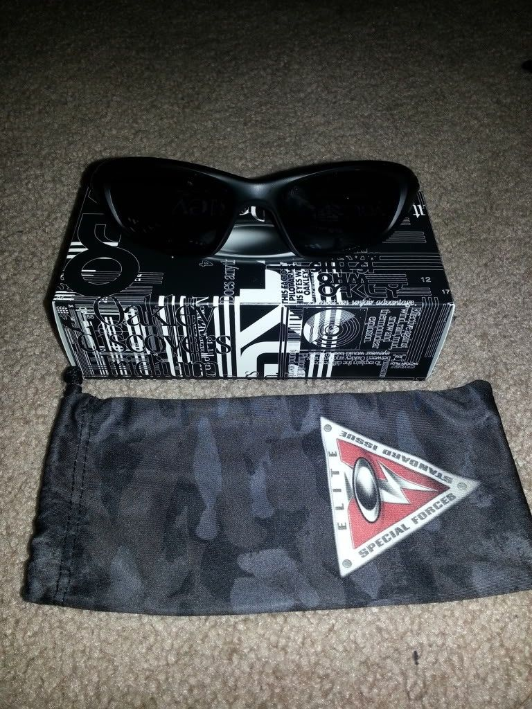 Oakley Sale (Carbon Fiber Radar And More) *PRICE DROP* - 20121008_213133.jpg