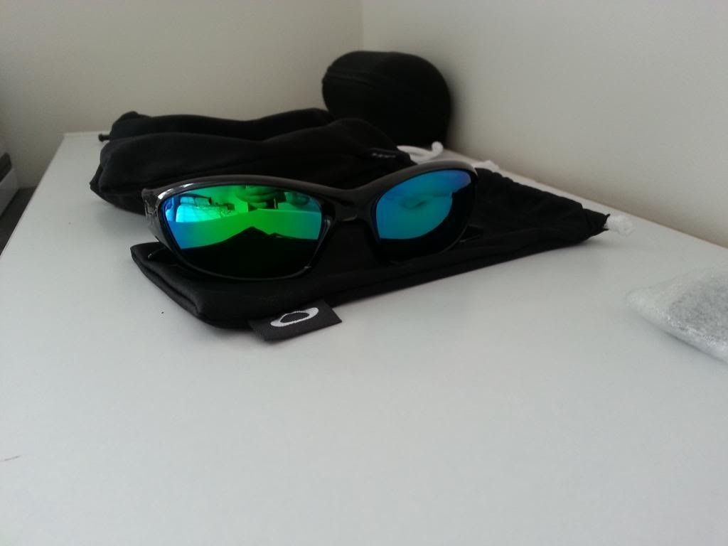 Straight Jacket Grey Smoke/VL Emerald (Review)- Good First Impressions! - 20130411_132032.jpg