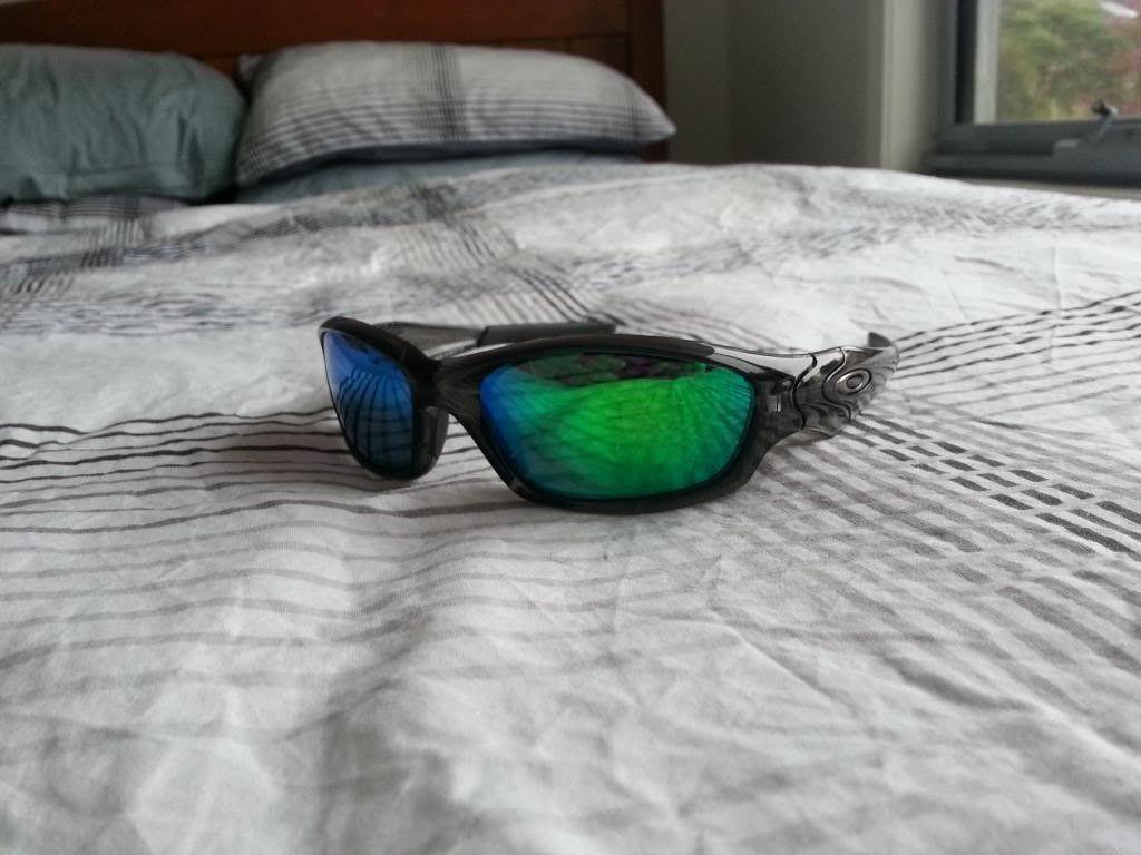 Straight Jacket Grey Smoke/VL Emerald (Review)- Good First Impressions! - 20130411_132046.jpg