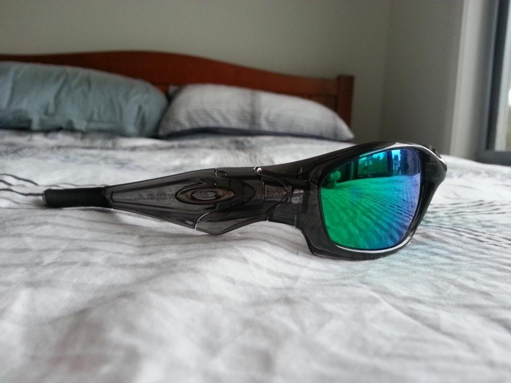 Straight Jacket Grey Smoke/VL Emerald (Review)- Good First Impressions! - 20130411_132059.jpg