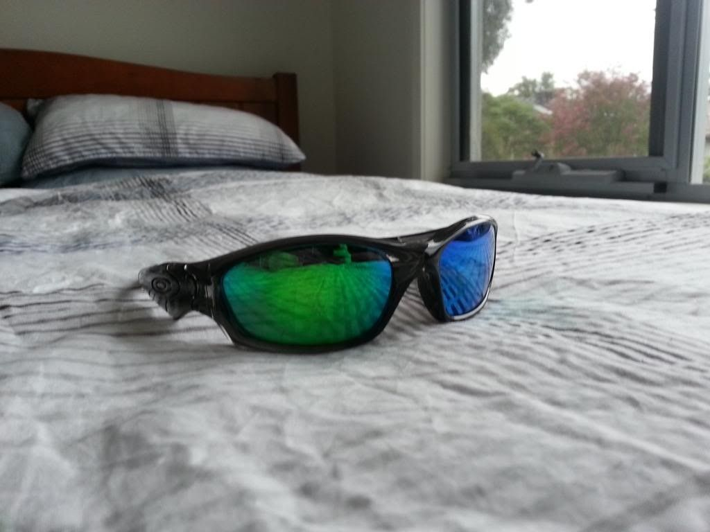 Straight Jacket Grey Smoke/VL Emerald (Review)- Good First Impressions! - 20130411_1321210.jpg