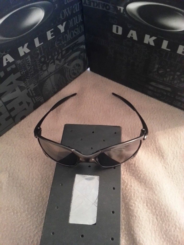 Oakley Juliet Carbon/Black Iridium - 20130930_091536_LLS_zpsf1a1c438.jpg