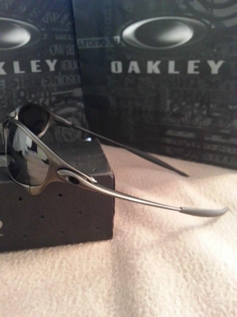 Oakley Juliet Carbon/Black Iridium - 20130930_091559_LLS_zpsc9ca853b.jpg