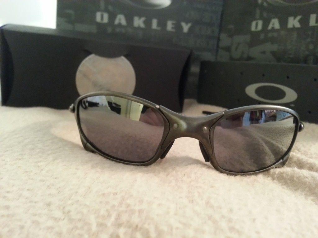 Oakley Juliet Carbon/Black Iridium - 20130930_132310_LLS_zps4d375cea.jpg