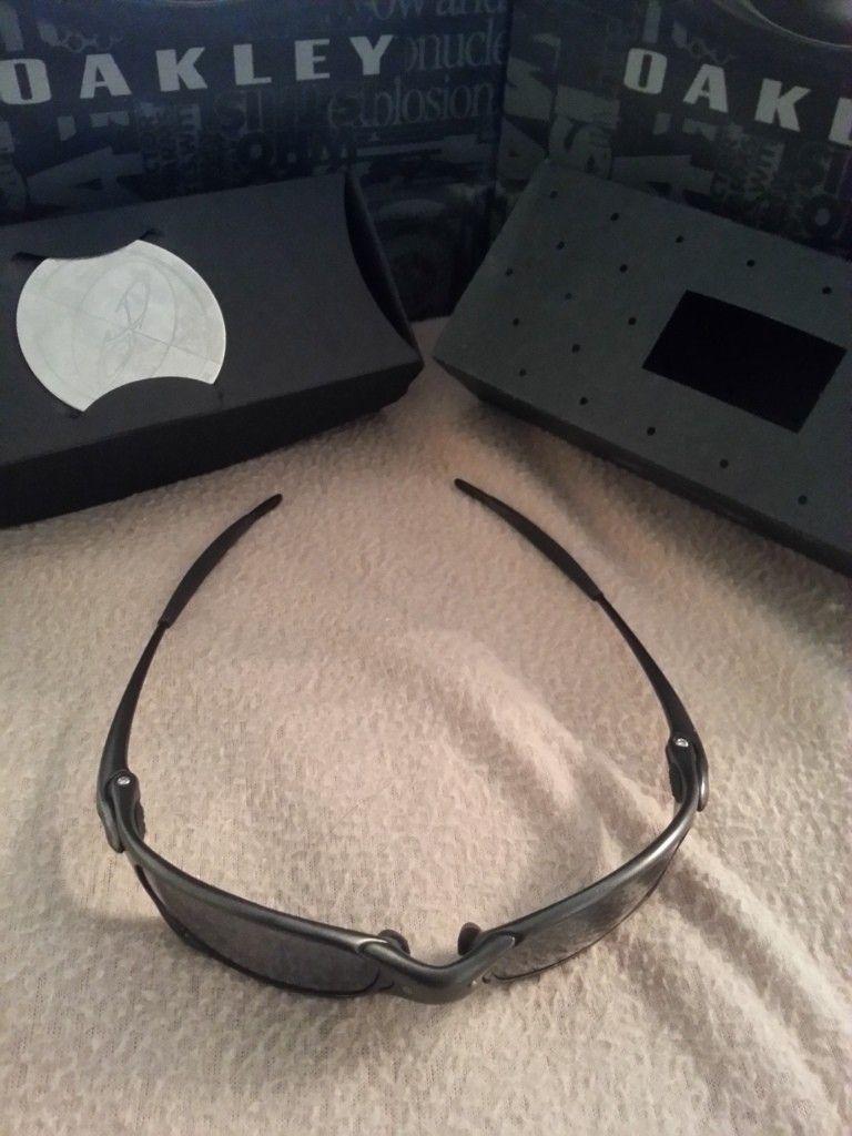 Oakley Juliet Carbon/Black Iridium - 20130930_132410_LLS_zpsc1a8176f.jpg