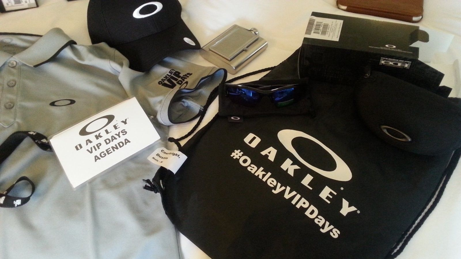 Oakley Prizm Lens Technology - I Wish You Guys Could Have Seen What I Saw Today! - 2014-10-06 13.30.09.jpg