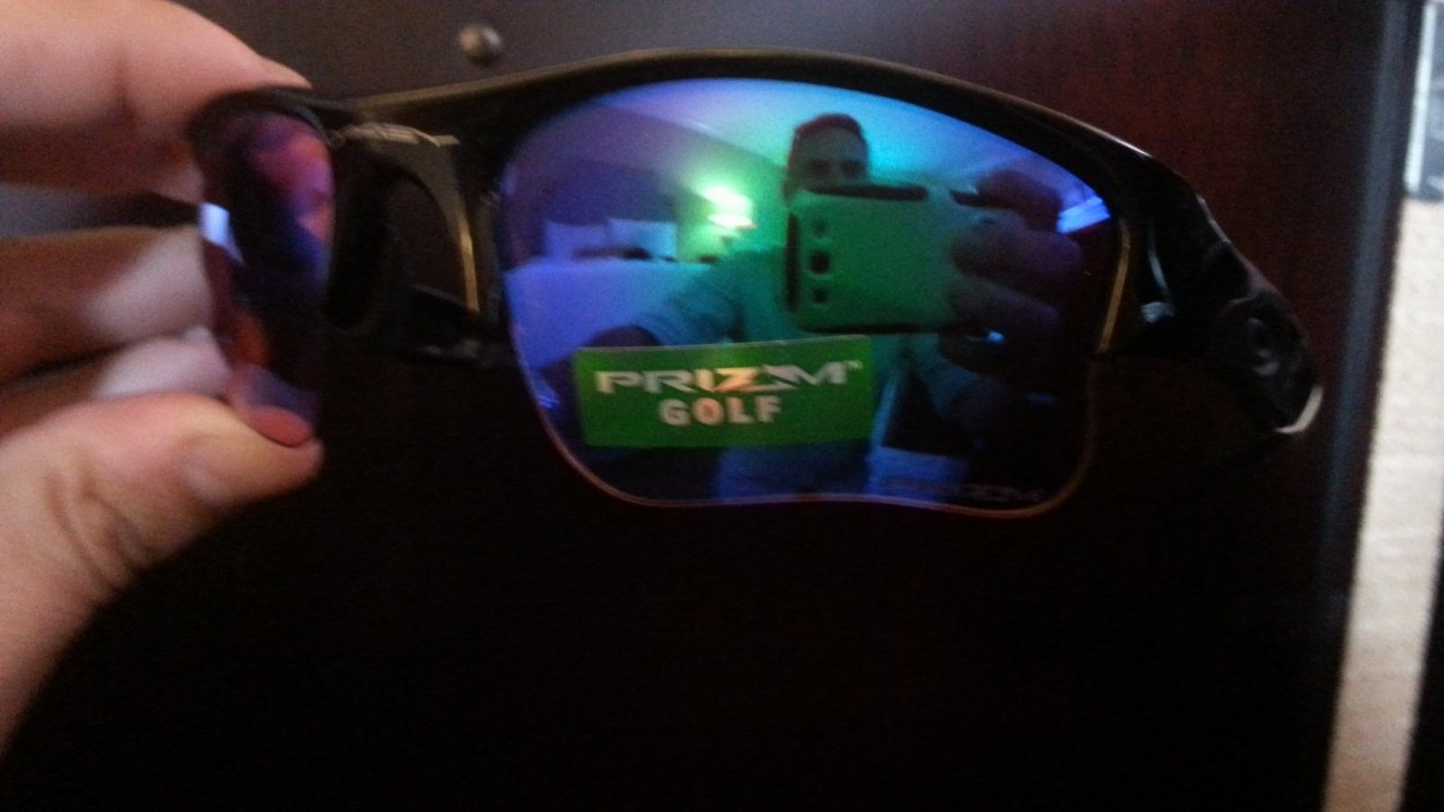 Oakley Prizm Lens Technology - I Wish You Guys Could Have Seen What I Saw Today! - 2014-10-06 13.31.16.jpg