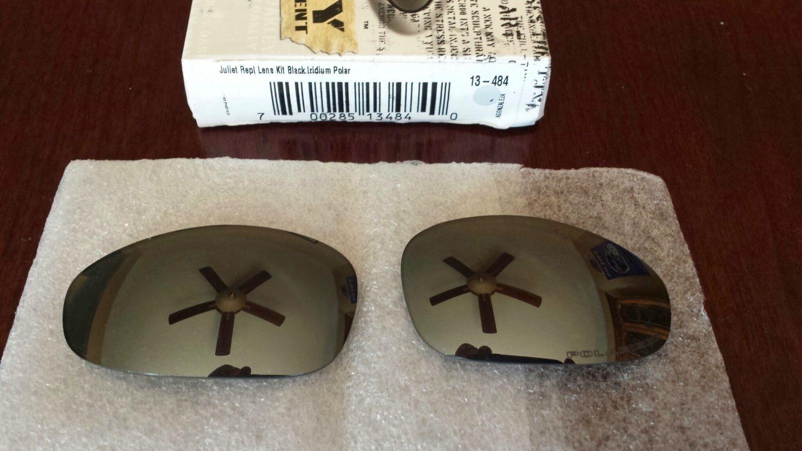 New Juliet Lenses - BI, BIPx2, Fire, Rubyx2 - All 6 For $400 - 20140320_154829.jpg