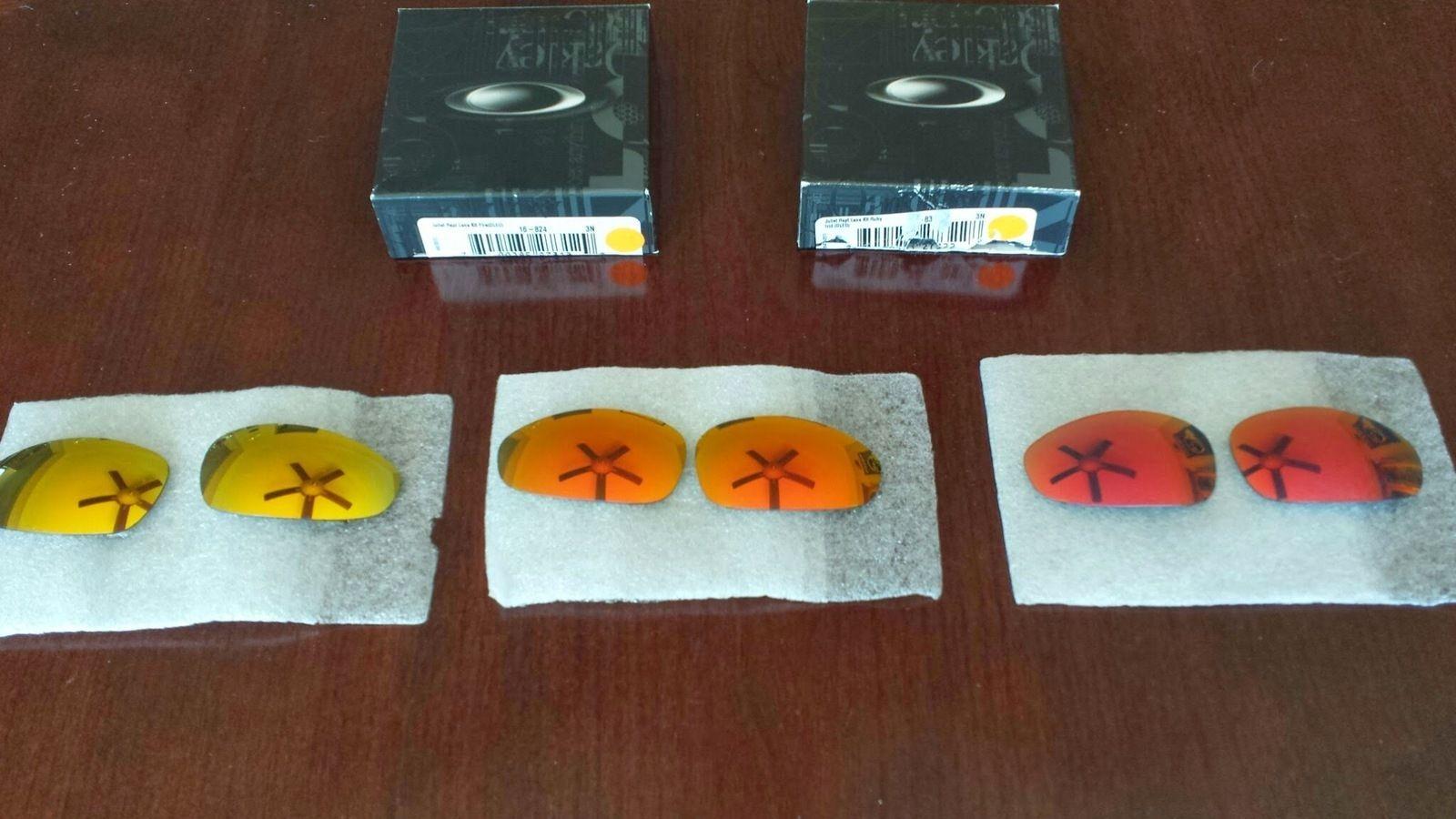New Juliet Lenses - BI, BIPx2, Fire, Rubyx2 - All 6 For $400 - 20140320_155909.jpg