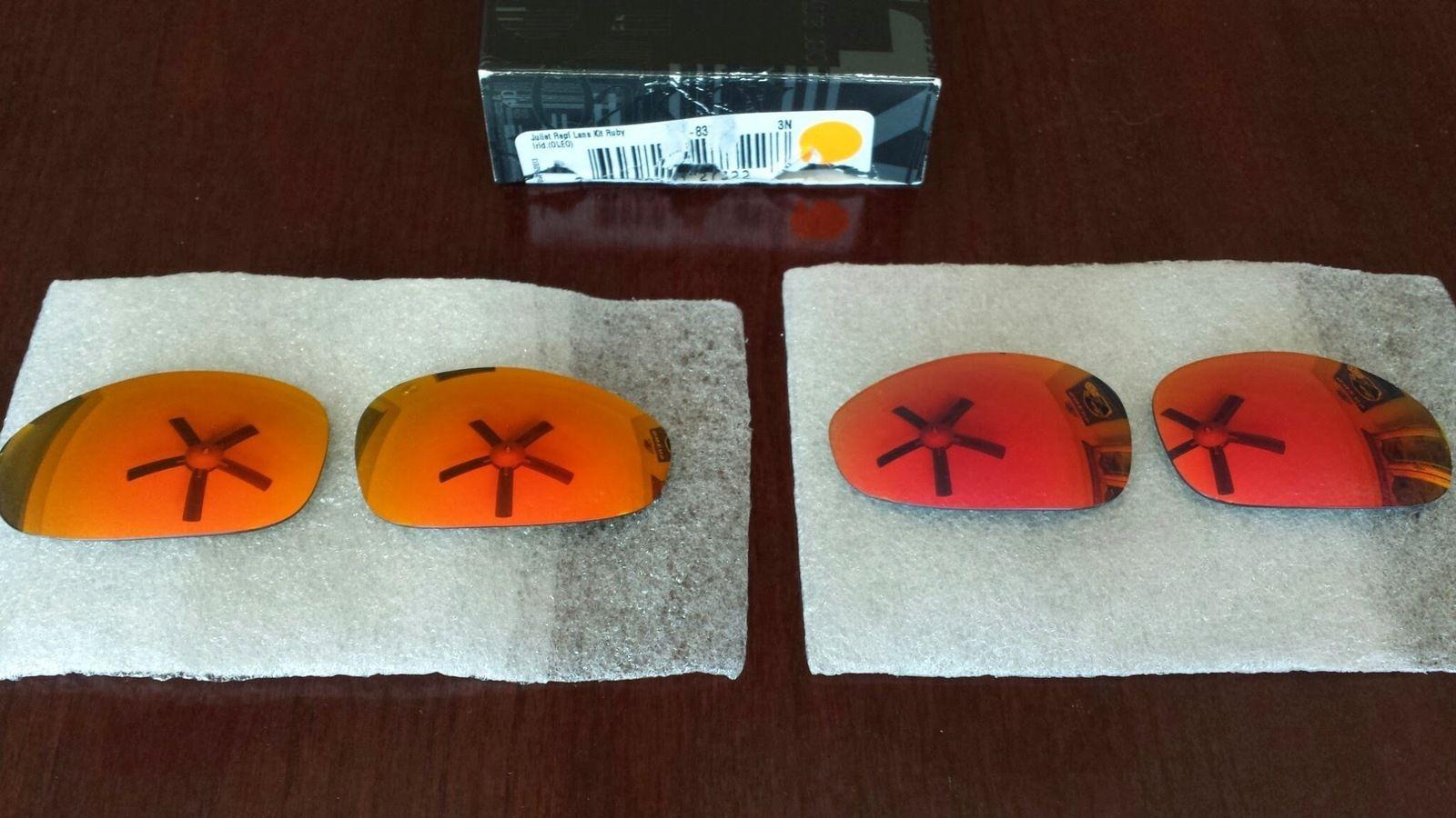 New Juliet Lenses - BI, BIPx2, Fire, Rubyx2 - All 6 For $400 - 20140320_155932.jpg