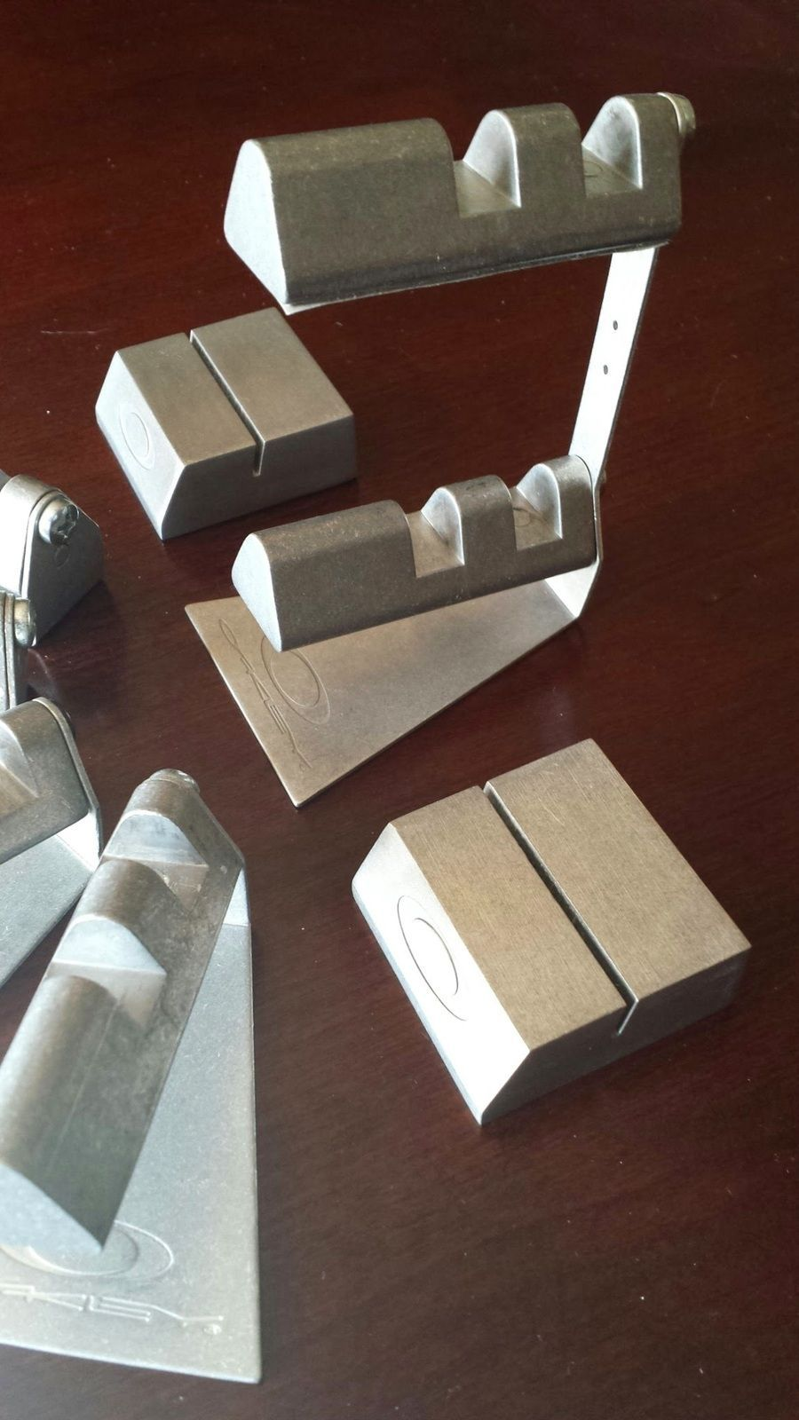 5 Display Stands With 2 Card Holders $55 Shipped - 20140322_135800.jpg