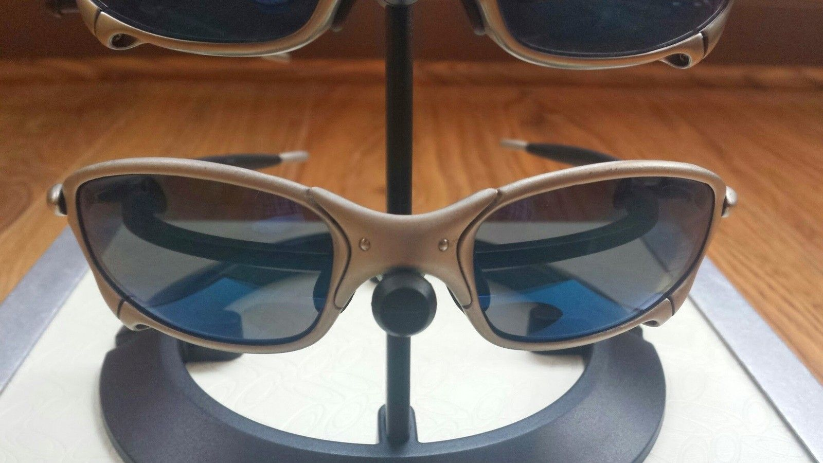 Two Pairs Of Plasma Ice Juliets + A Spare Pair Of Lenses - 20140402_184610.jpg