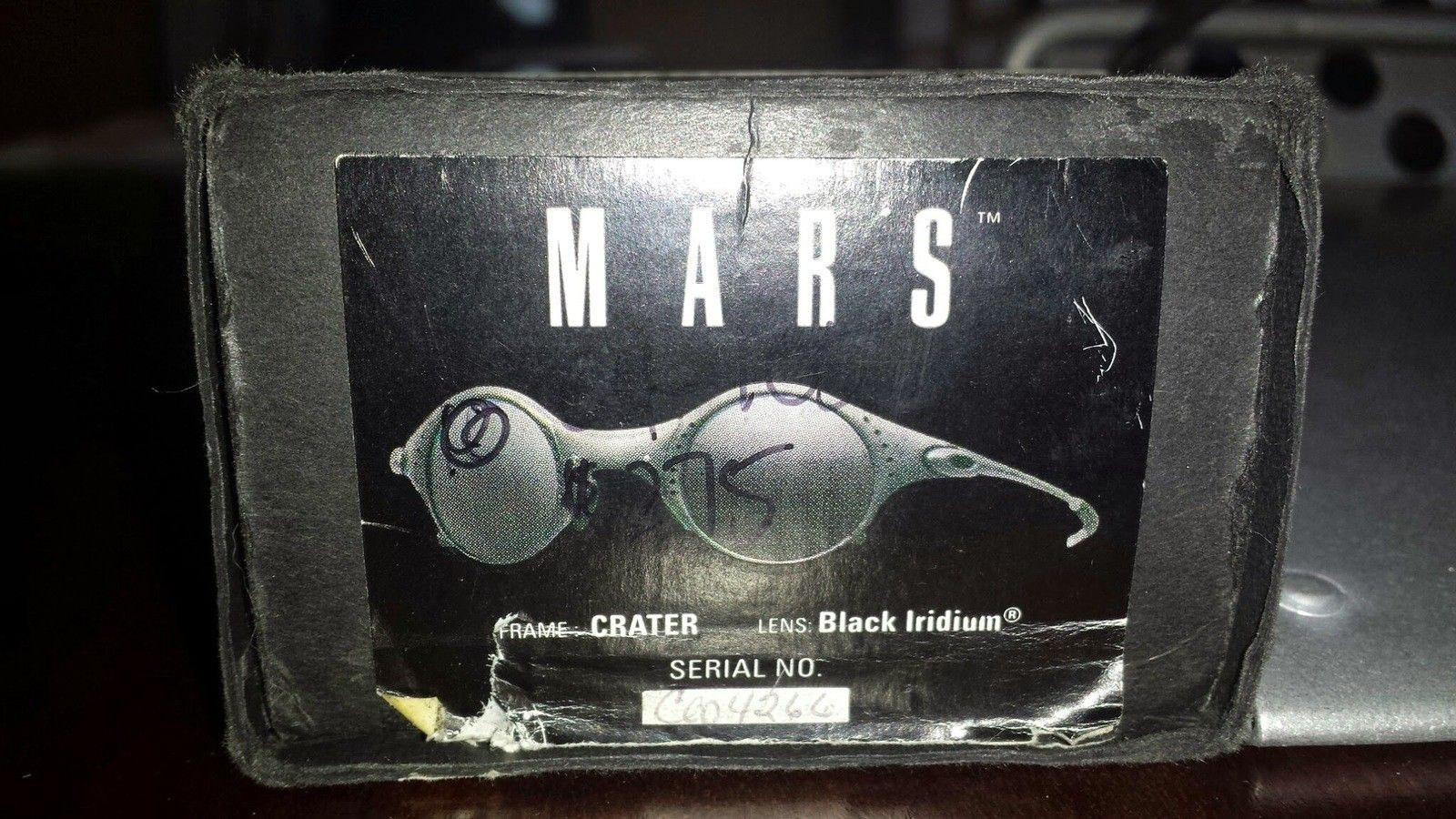 $OLD Mars Crater W/ Matching Box  - FIRST $300 Shipped CONUS - 20140410_172108.jpg