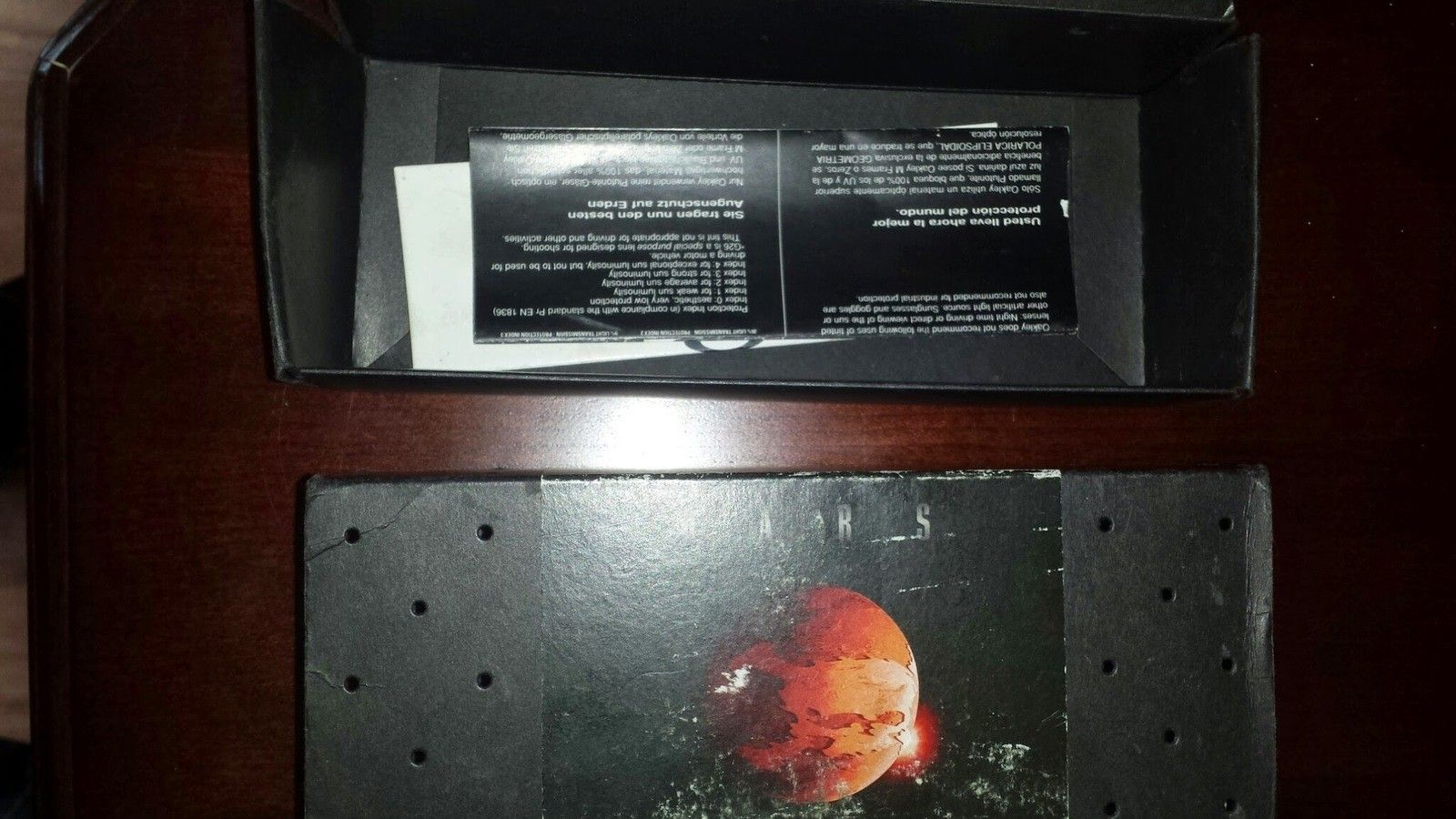 $OLD Mars Crater W/ Matching Box  - FIRST $300 Shipped CONUS - 20140410_172308.jpg