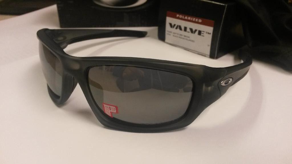 BNIB Polarized Valve Matte Grey Smoke W/BIP Lens - 20140418_071443_zpsht2wp83h.jpg