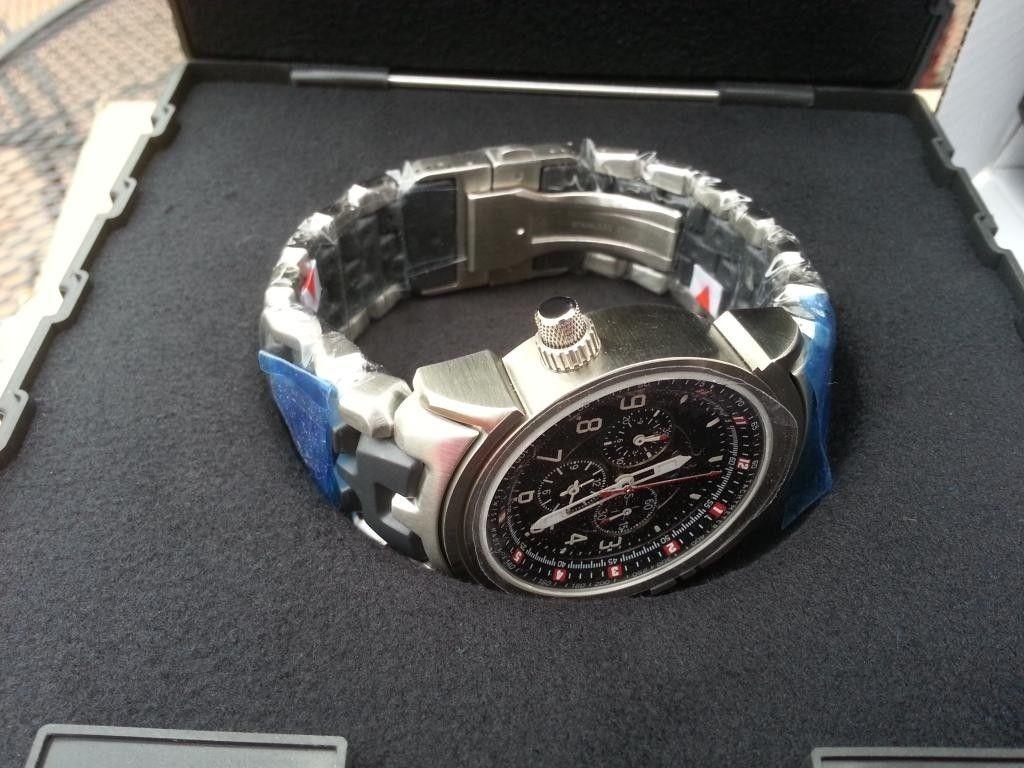 12 Gauge Stainless Carbon Bracelet Black - 20140502_152730.jpg