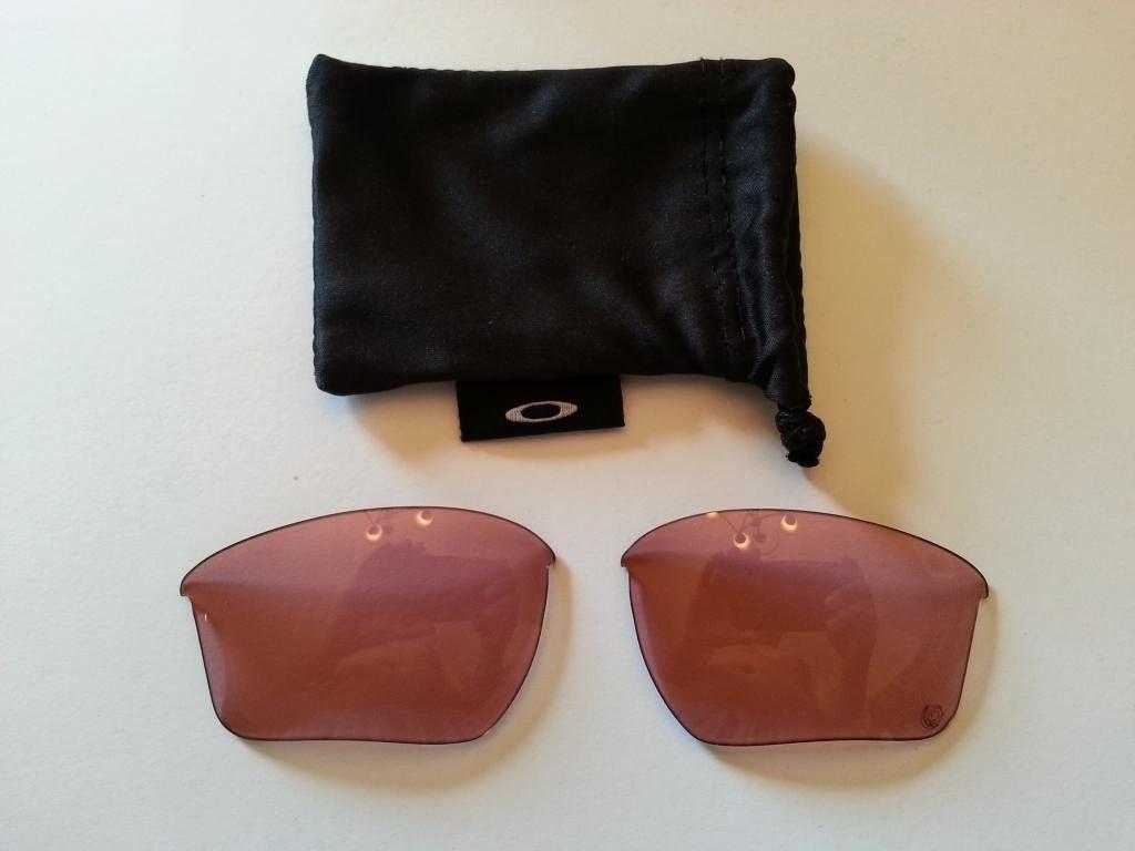 Half Jacket 2.0 Lenses - Black Iridium Polarized And G40 Transitions - 20140512_120132.jpg