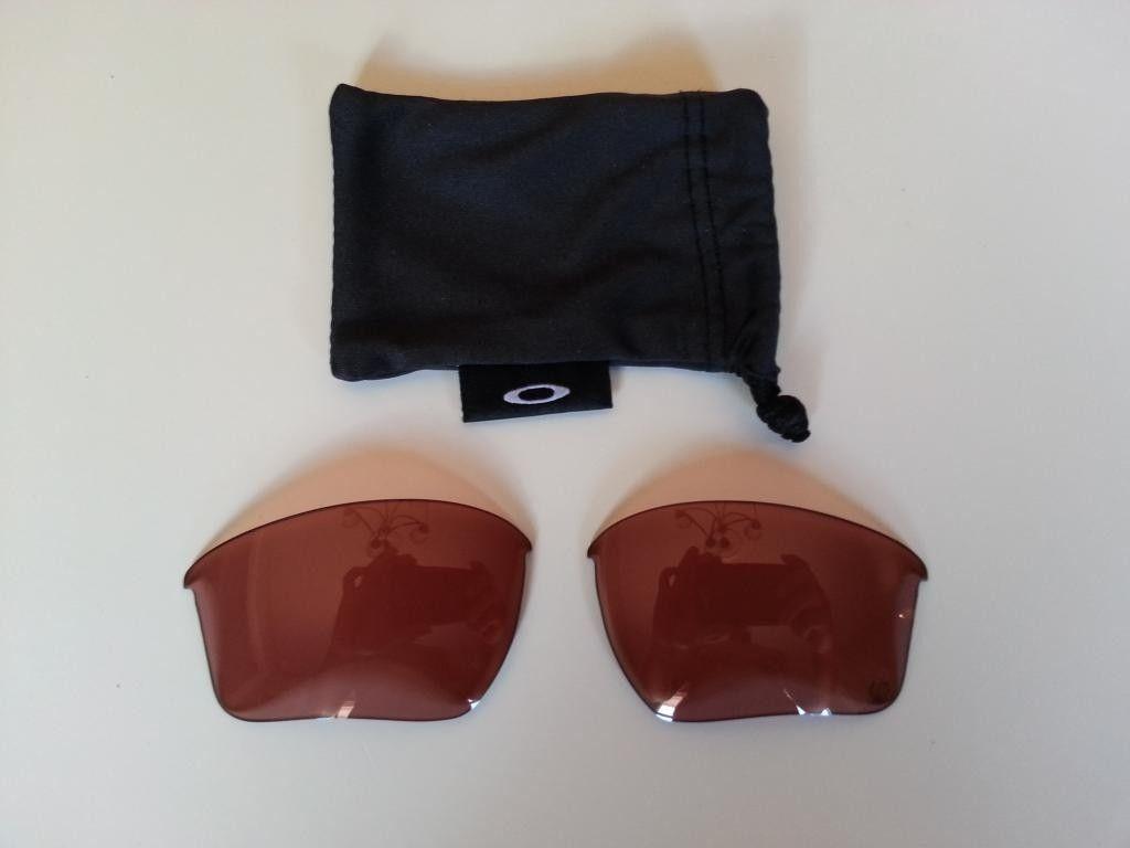 Half Jacket 2.0 Lenses - Black Iridium Polarized And G40 Transitions - 20140512_122026.jpg