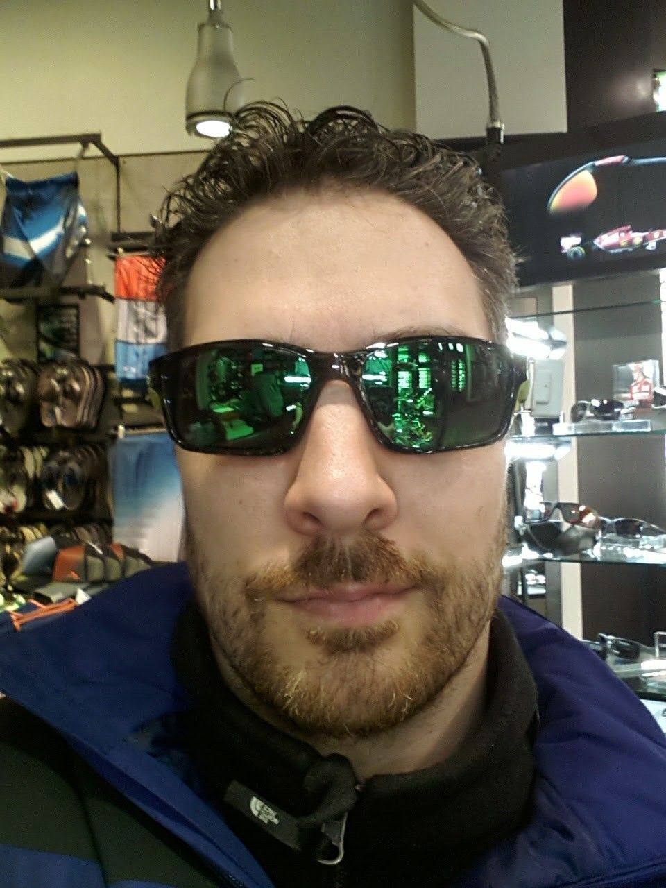 """Oakley Fuel Cell Polarized >> The """"OK, Tell me 'Yes' or 'No'. Do I suit these?"""" Thread 