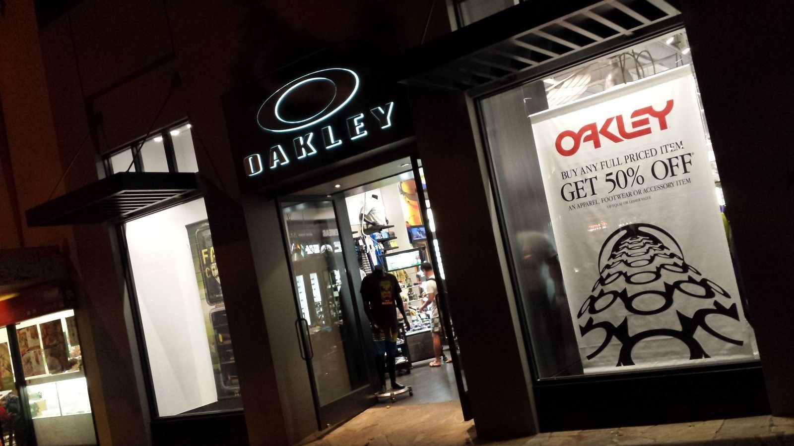 What Oakley Store Did You Visit Today? - 20140706_201652.jpg