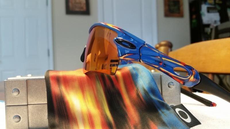 XS Fives, Radar Distressed, Custom Straight Jacket, Custom Batwolf - 20140713_175548.jpg