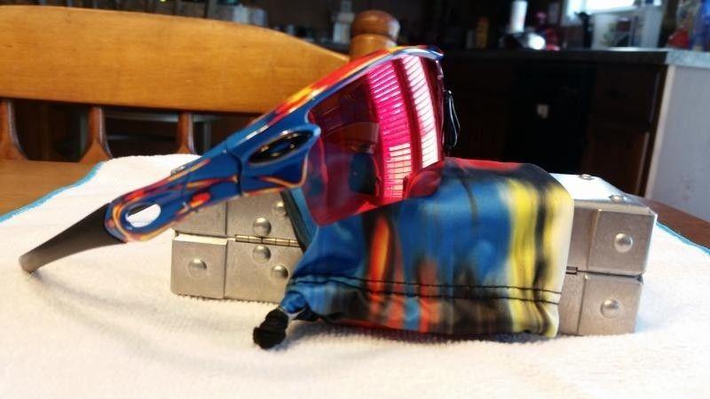 XS Fives, Radar Distressed, Custom Straight Jacket, Custom Batwolf - 20140713_175632.jpg