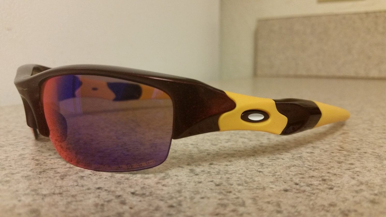 My first pair of Oakley's - 20140719_162822.jpg