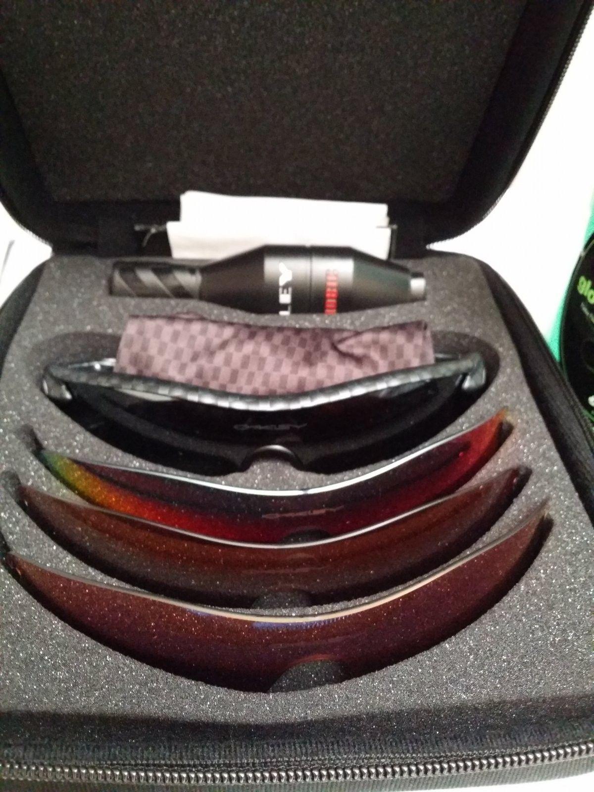 Matte Carbon Radarlock Array With 4 Lenses - 20140804_153709.jpg