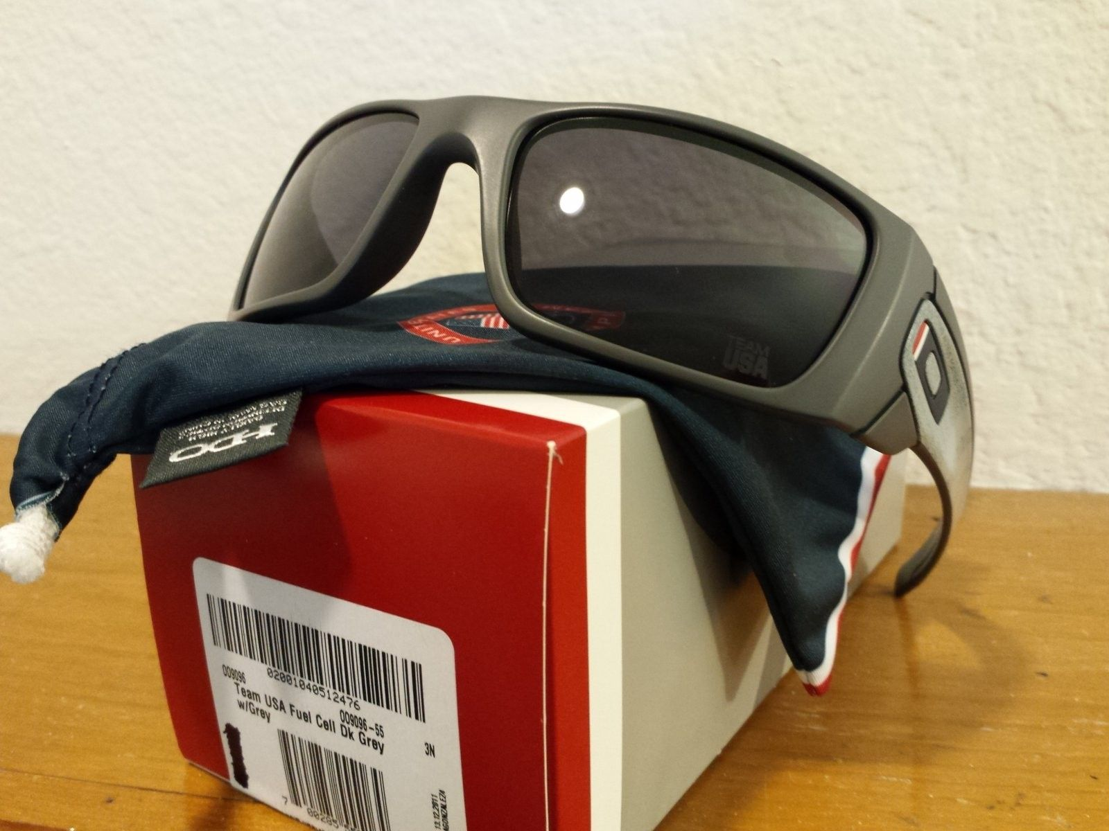 Oakley Fuel Cell Team Usa