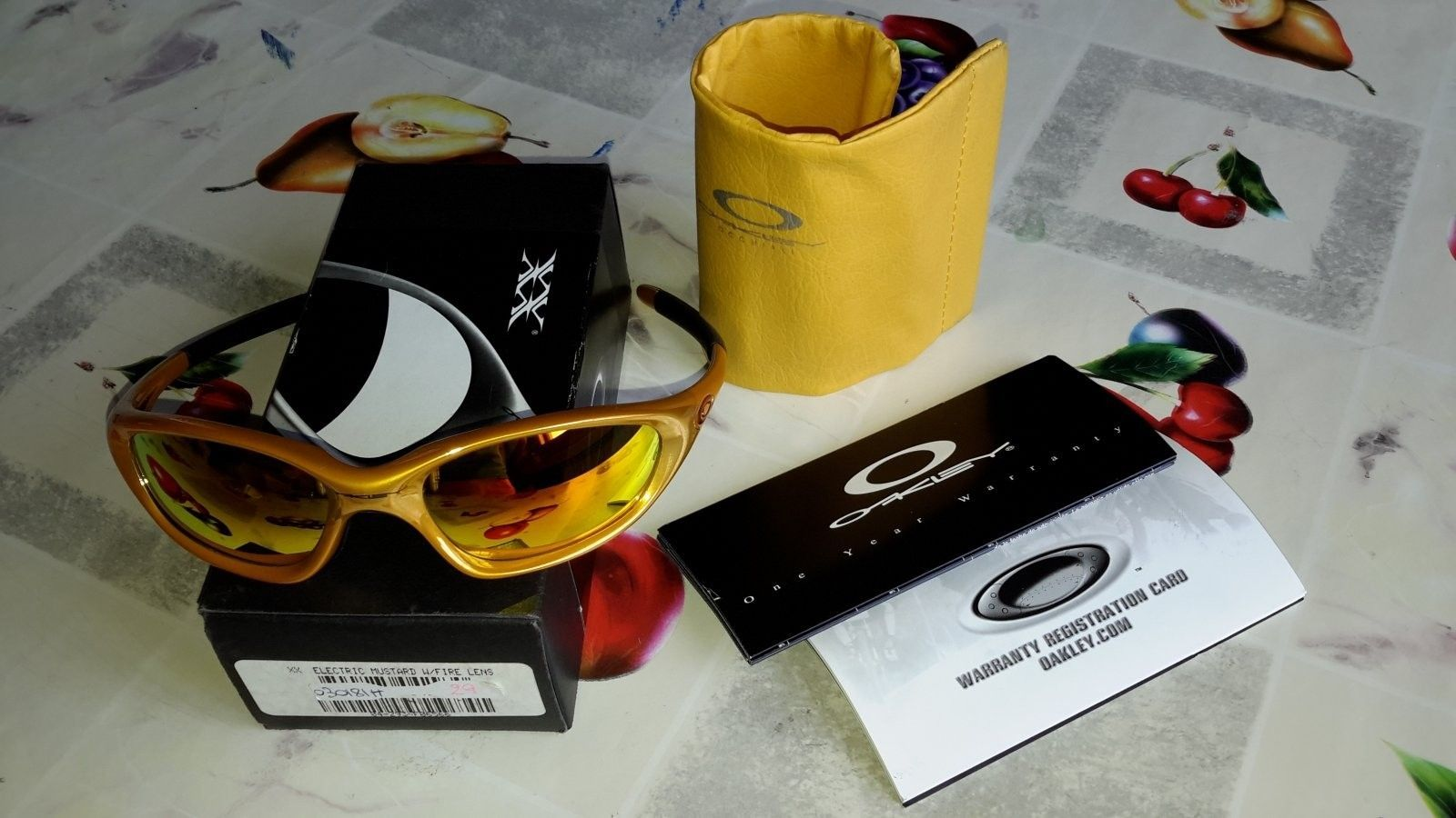 Oakley XX Eletric Mustard W/fire Iridium Lens - 20140908_161320.jpg