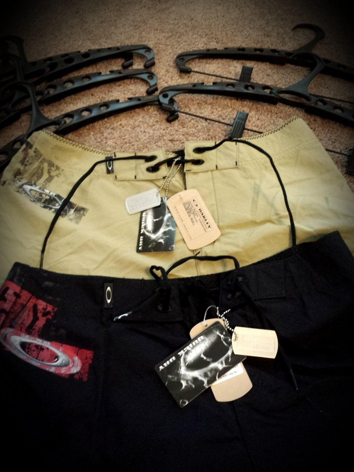 Some Of My Oakley Collection Accessories - 20141020_170130.jpg