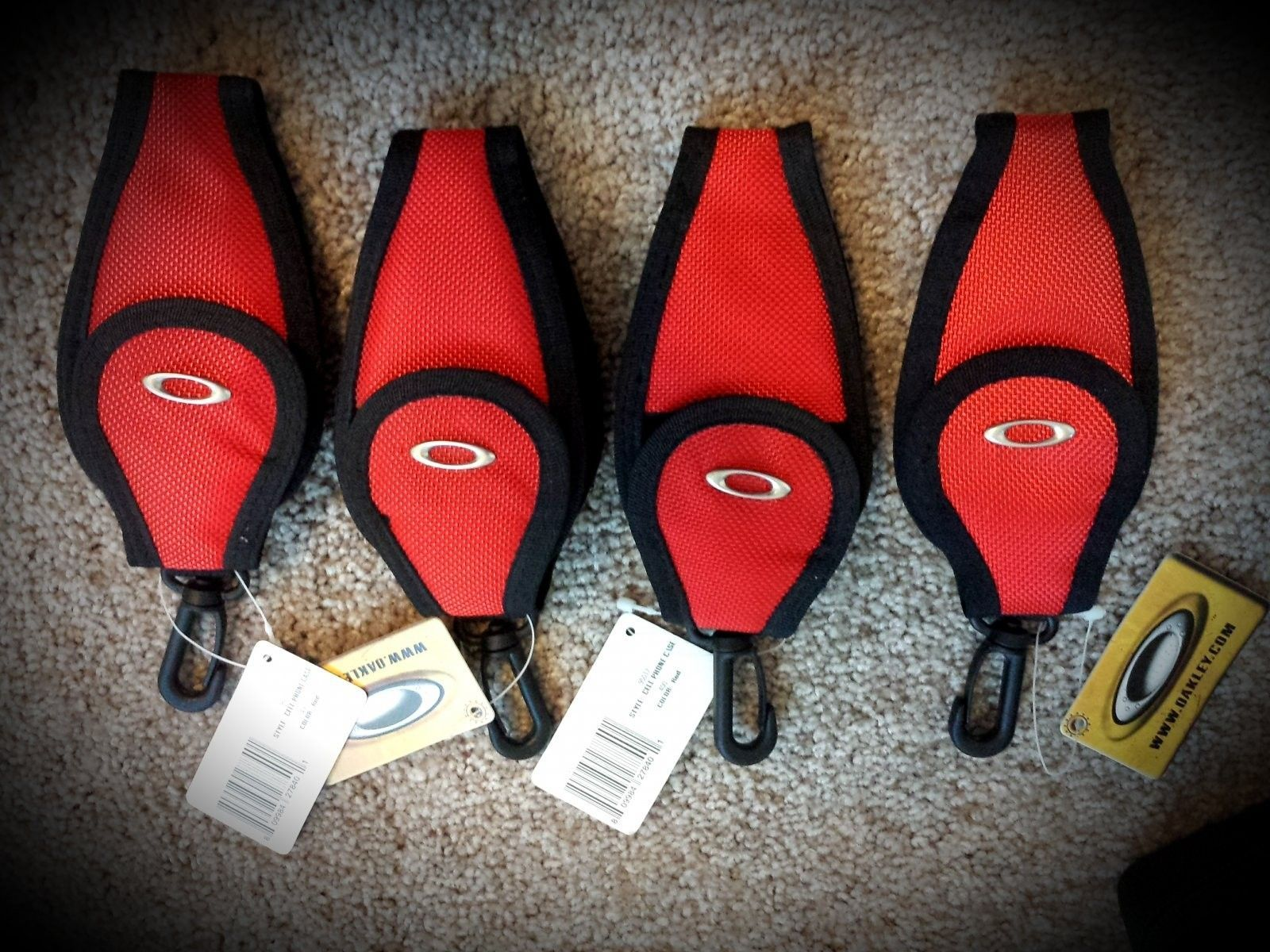 Some Of My Oakley Collection Accessories - 20141020_171342.jpg