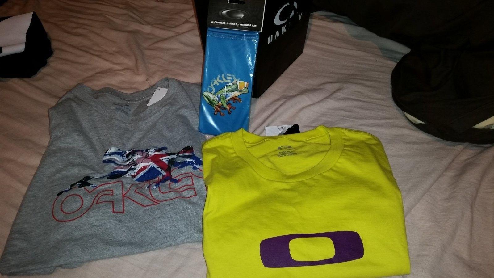 When In London....Oakley London!!!! - 20141027_181631.jpg