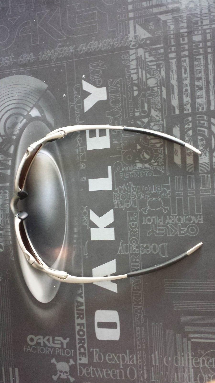 oakley x metal soft vault