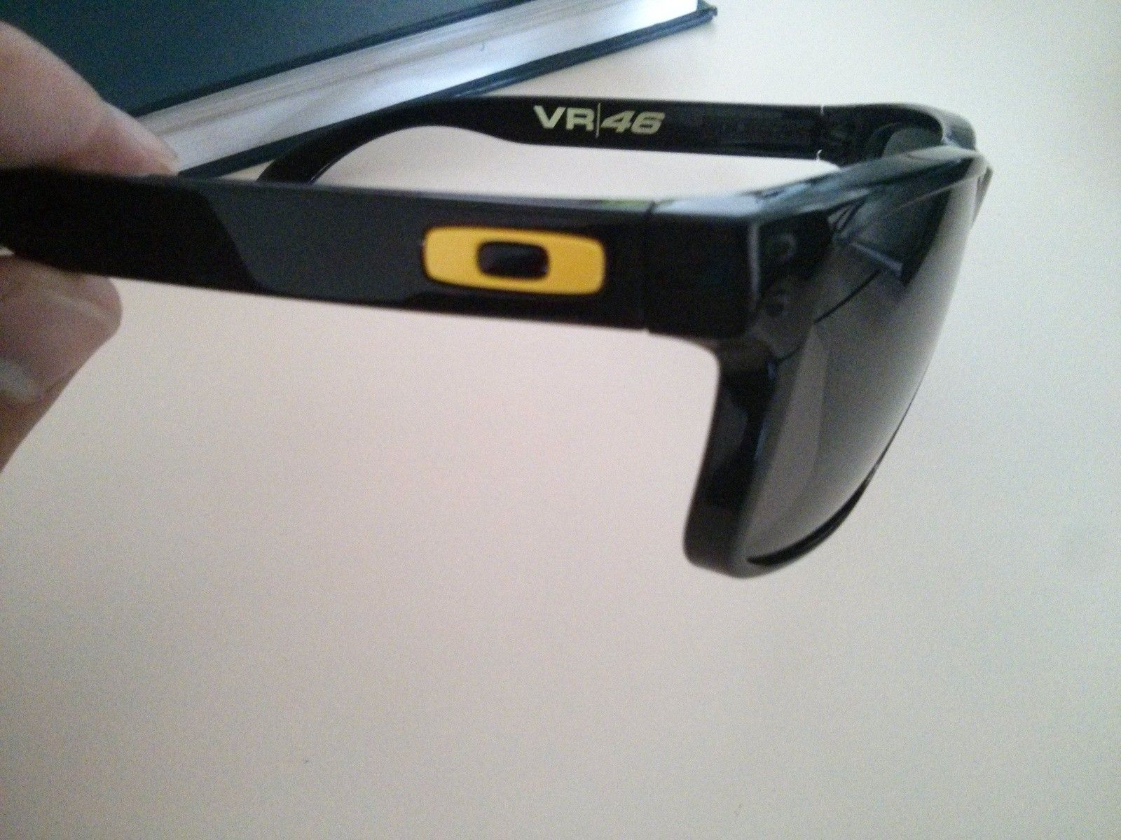 Hey! Got some Oakley Holbrook VR46 signature - 2015-04-08 09.21.15.jpg