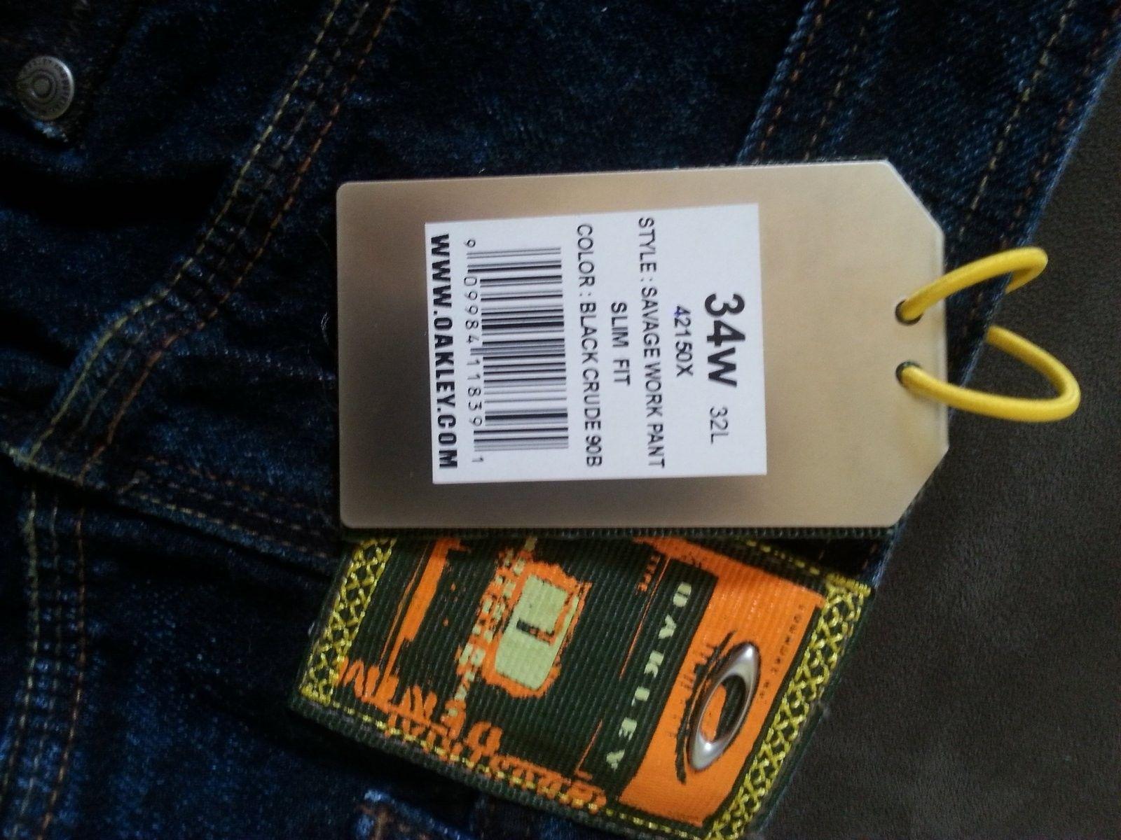 X-Metal industrial jeans. - 20150110_115558.jpg