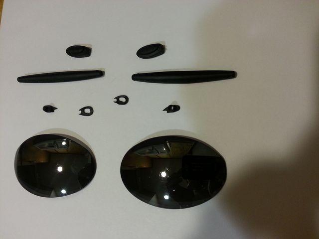 ROMEO 1 OEM Black Lenses and Rubber Kit - 20150313_205210_zpsmx5iab1d.jpg