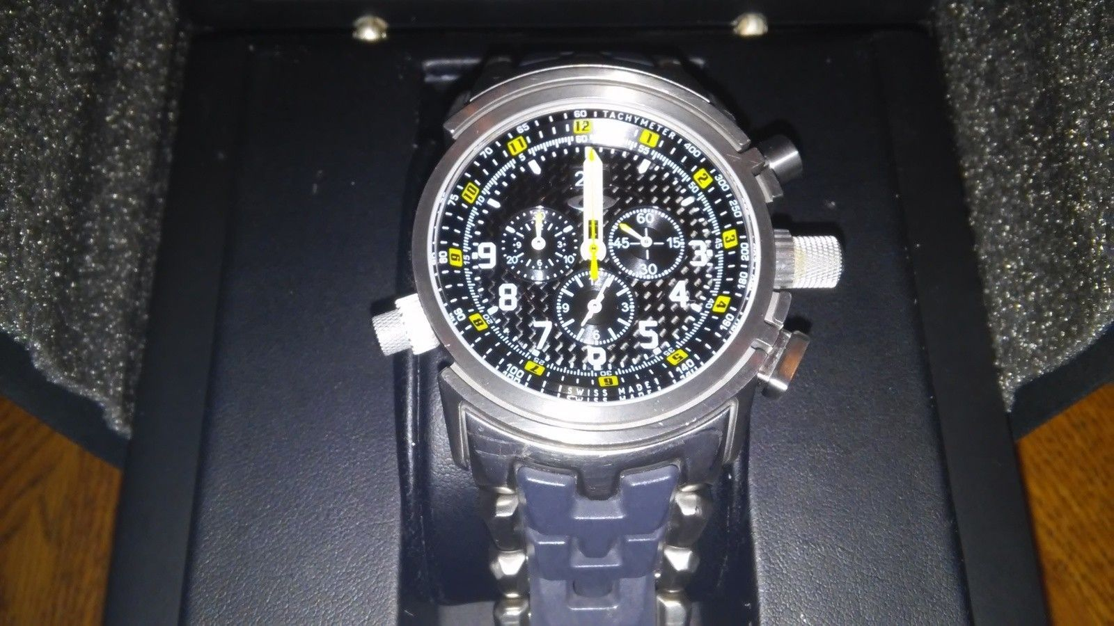 12 gauge titanium/carbon fiber watch - 20150323_153307.jpg